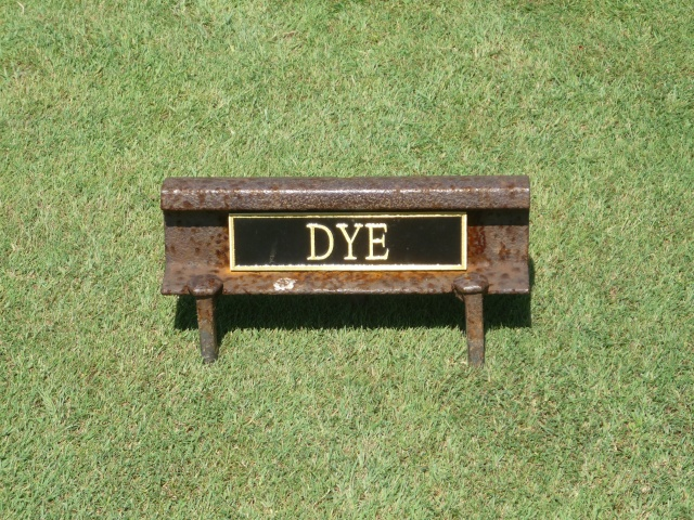 PD - Tee Marker 2